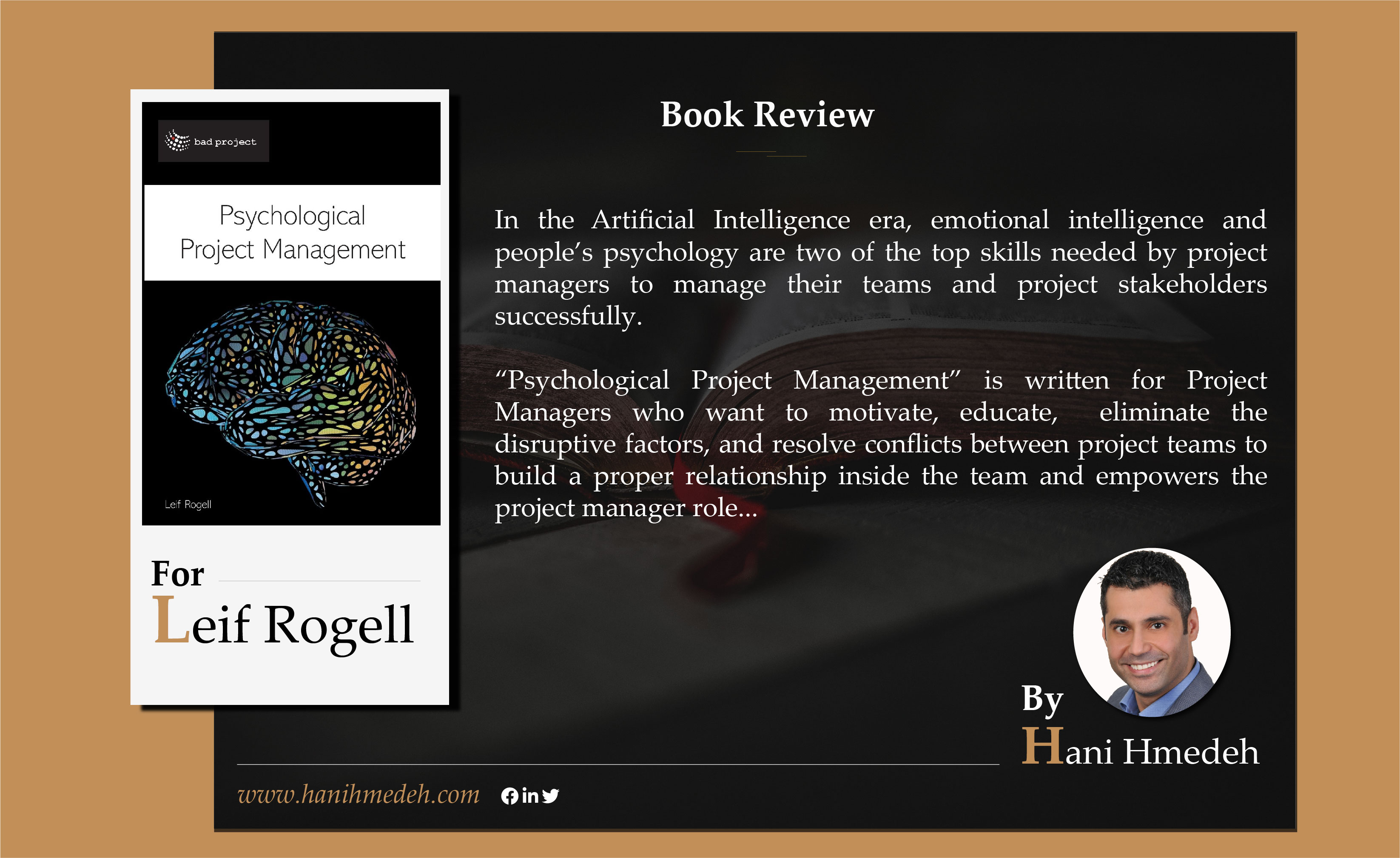 Book Review | Psychological Project Management