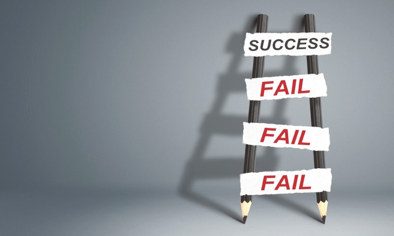 Wisdom of Failure on projects destined to fail