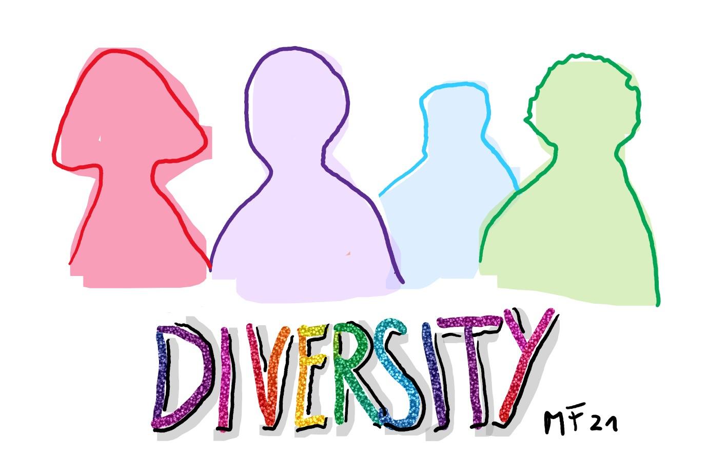 Diverse Project Teams Rock