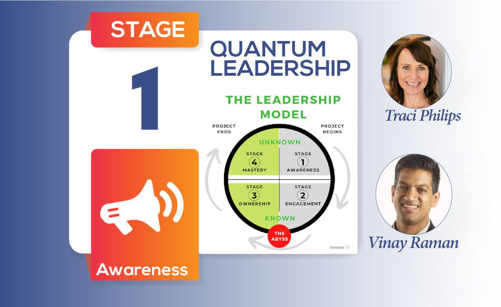Quantum Leadership: A Story of Next Level Leadership in Project Management
